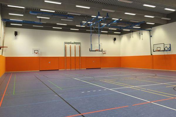 Sporthalle Schmidener Weg
