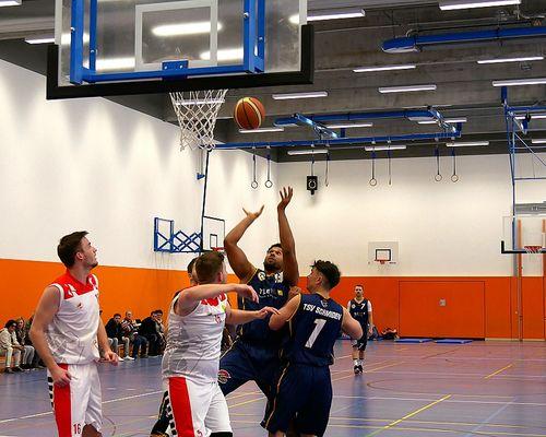 TSV Schmiden Rockets - ESV RW Stuttgart