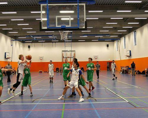 TSV Schmiden Rockets - Skizunft Kornwestheim